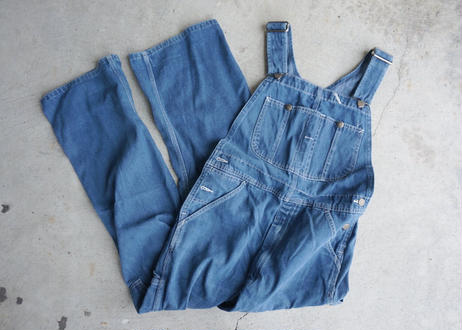 Sears roebucxs denim overall
