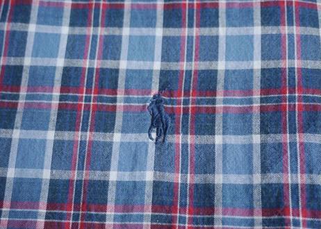 Ralph Lauren s/s check shirt