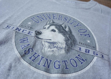 University of Washington tee
