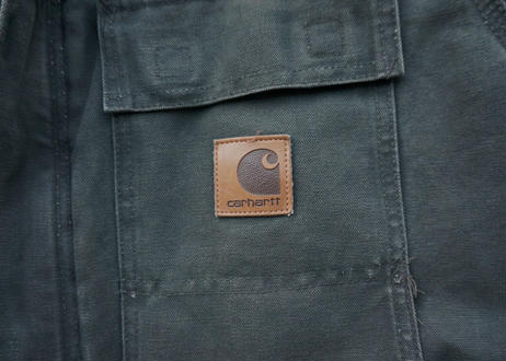 Carhartt traditional duck jacket