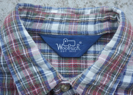 Woolrich L/S flannel shirt