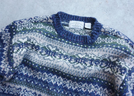 90's American eagle wool sweater