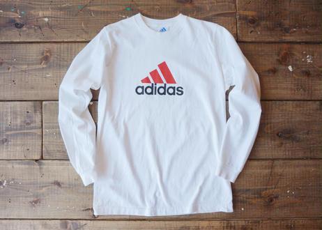 Adidas L/S logo tee