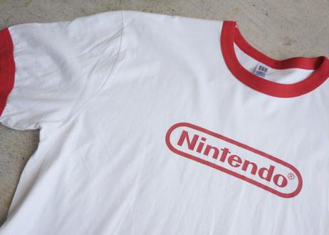 Nintendo ringer logo tee