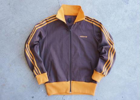 Adidas jersey brown×orange
