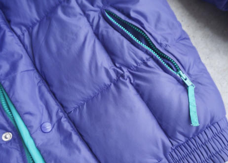 90's L.L.Bean down jacket mountain classics