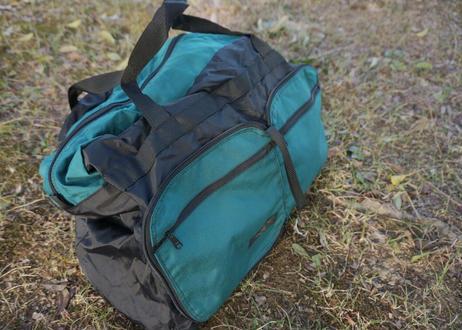90's Orvis compact duffle bag