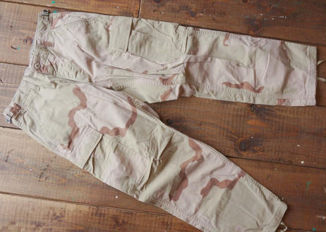 US ARMY desert camouflage pants
