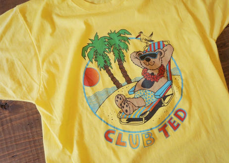 Club ted vacation tee