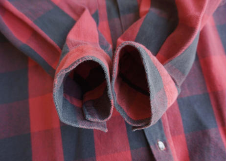 Five brother heavy-flannel shirt