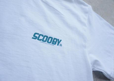 SCOOBY オリジナルTシャツ GREEN