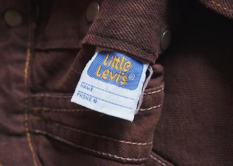 【Kid's】Little Levi's