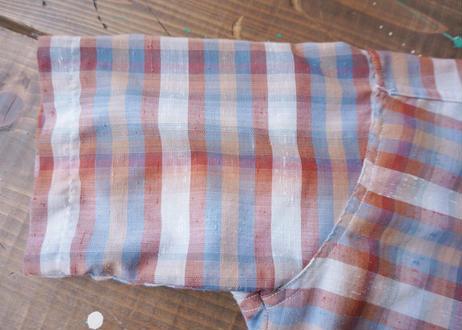 80's Levi's s/s check shirt