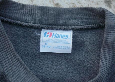 80's Hanes raglan sweat