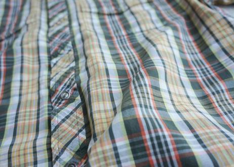 Prana s/s check shirt
