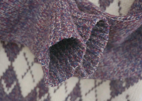 Pinnacle knit sweater