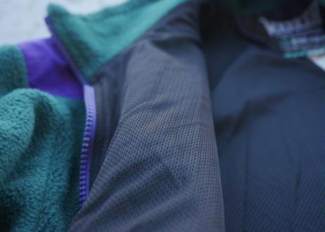 90s Marker Polartec fleece jacket