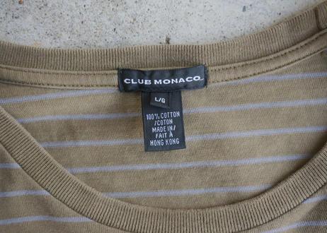 Club monaco border long tee