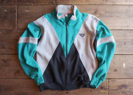 Pony zip up sweatshirt
