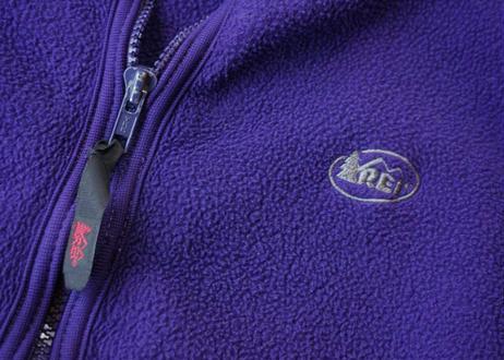 REI polartec fleece jacket