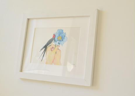 Blue poppy        No.24