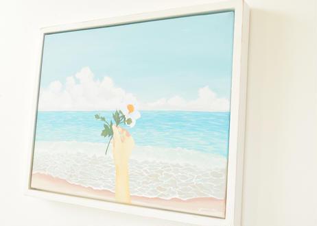 Wind flower     作品NO, 4