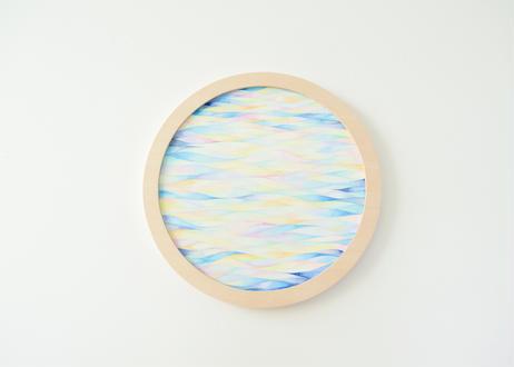Water planet Opal ocean    作品NO, 10