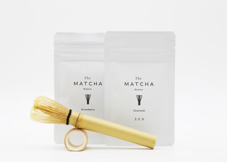 [定期便]The MATCHA Modern | 果実やチョコの香りを感じるフレーバー抹茶