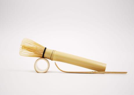 [贈り物]The CHASEN   茶筅マドラー&茶杓セット