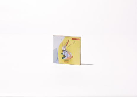 リビングセットB(キャンドル/ブルー + 花瓶カバー/ピンク + オーナメント/うさぎ)