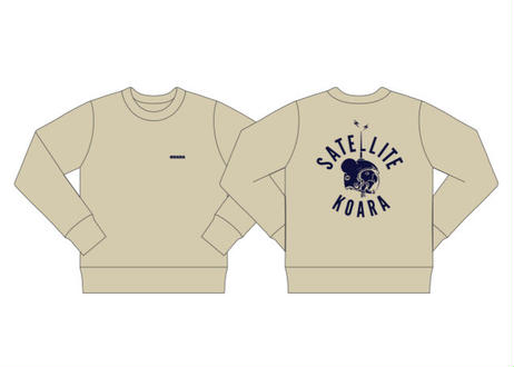 SATELLITE KOARA Crewneck Sweat