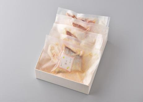 【蝉】-semi- 漬魚逸品詰め合わせ 【逸品漬け魚5種5切】