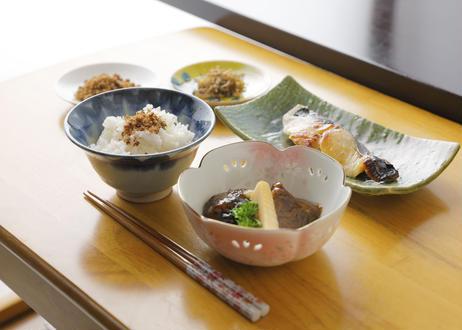 【紫】-murasaki- 旬の漬け魚セット 【旬の漬け魚2切、鰹節佃煮、黒毛和牛柔らか煮、ちりめん山椒】