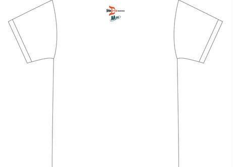 「ウルトラマン×古谷敏 」Tシャツ/Btype