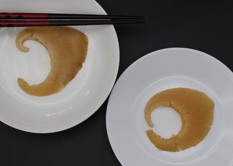 フカヒレ姿煮尾ビレB:100g    (25-29g:フカヒレ)