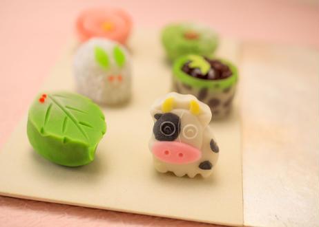 新春上生菓子セット
