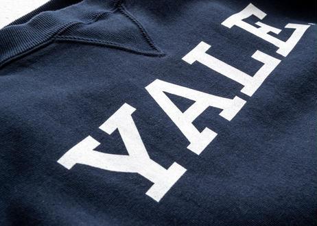 ★21SS限定・両Vトレーニングシャツ(YALEグラフィック)追加生産M/Lサイズ