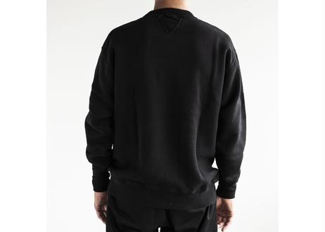 両Vトレーニングシャツ(ブラック/AGS20AW-003)
