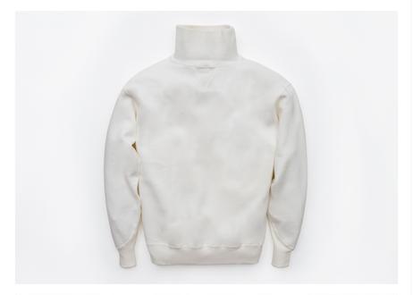 タートルネックトレーニングシャツ (ホワイト/AGS20AW-005)