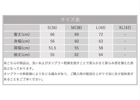 サイドラインパーカ―(ダブルフェイス・チャコールグレー/AGS20AW-002)