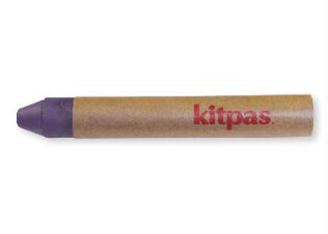 キットパスミディアム 紫 (紙巻)
