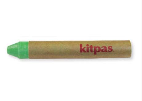 キットパスミディアム 黄緑 (紙巻)