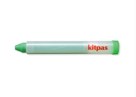 キットパスホルダー 黄緑