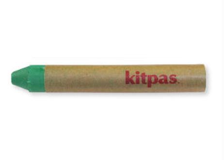 キットパスミディアム 緑 (紙巻)