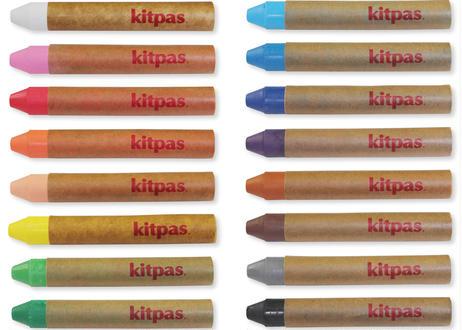 キットパスミディアム 16色