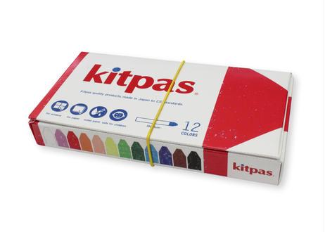 キットパスミディアム 12色