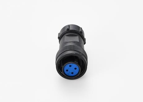 電源コネクター NRW-204-PF8