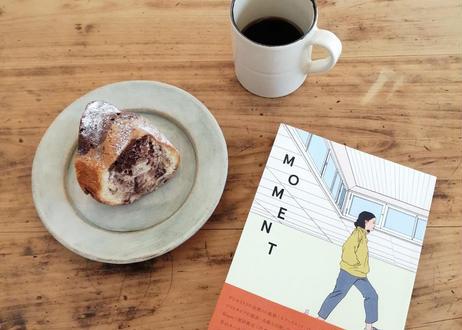 本とコーヒーのセットMOMENT issue02&ブレンド100g