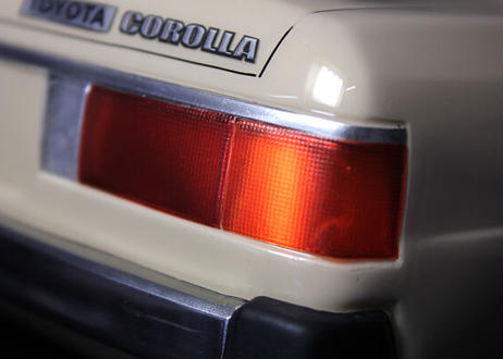 3D  Graphic Decal |tail light