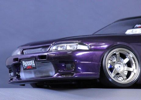 NISSAN  スカイライン BCNR33 GT-R
